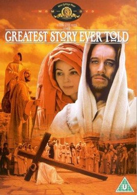 The Greatest Story Ever Told DVD (DVD)