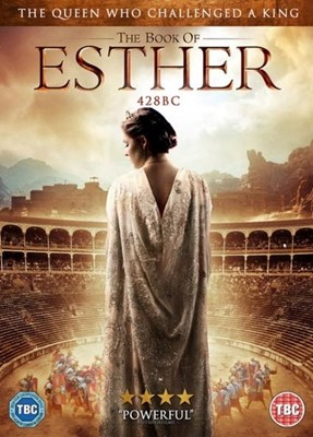 The Book of Esther DVD (DVD)