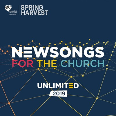 Spring Harvest Newsongs for the Church 2019 CD (CD-Audio)