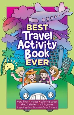 Best Travel Activity Book Ever (Paperback)