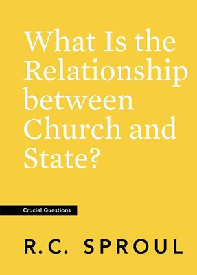 What Is the Relationship between Church and State? (Paperback)