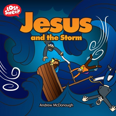 Jesus and the Storm (Paperback)