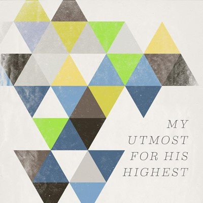 My Utmost for His Highest CD (CD-Audio)