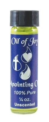 Anointing Oil Unscented 1/4 oz (Pack of 6) (General Merchandise)