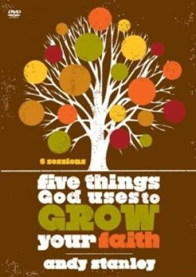 Five Things God Uses DVD (DVD)