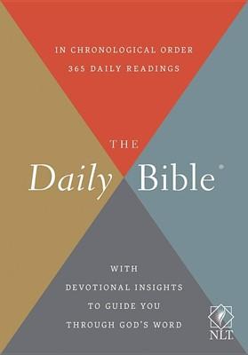 NLT Daily Bible (Imitation Leather)