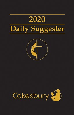 2020 United Methodist Daily Suggester (Hard Cover)
