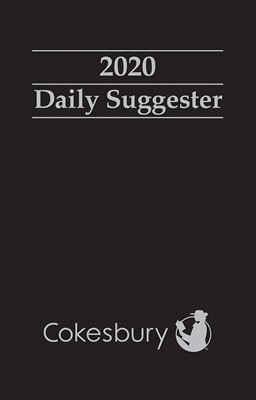2020 Ecumenical Daily Suggester (Hard Cover)