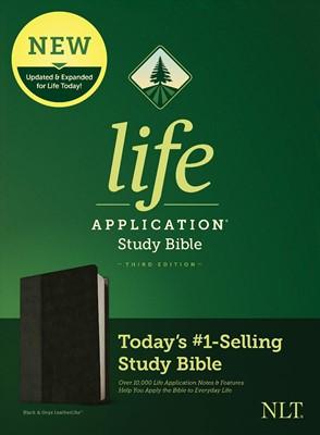 NLT Life Application Study Bible, Third Edition (Imitation Leather)