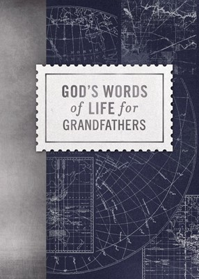 God's Words of Life for Grandfathers (Paperback)