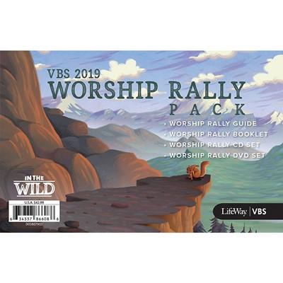VBS 2019 Worship Rally Pack (Kit)