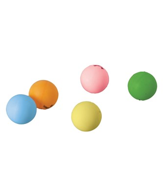 Multicolored Ping Pong Balls (pack of 12) (Other Merchandise)
