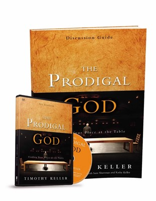 The Prodigal God Discussion Guide With DVD (Paperback w/DVD)