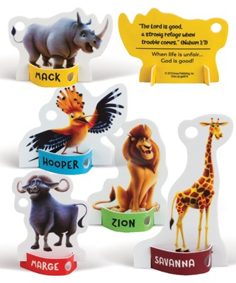 Bible Memory Buddies (set of 50) (General Merchandise)