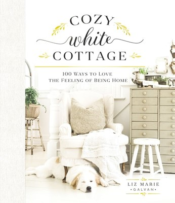 Cozy White Cottage (Hard Cover)