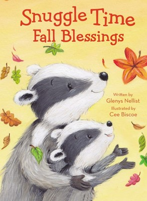 Snuggle Time Fall Blessings (Board Book)