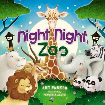Night Night, Zoo (Board Book)