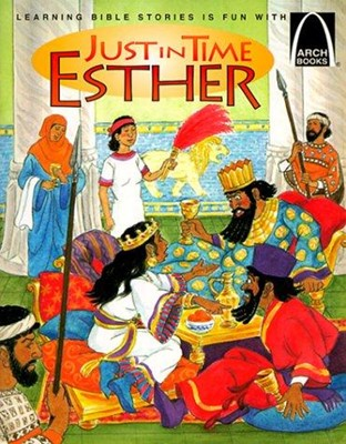 Just In Time Esther (Paperback)