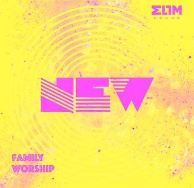 New Family Worship CD (CD-Audio)