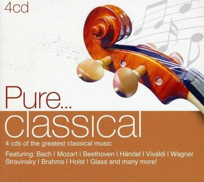 Pure...Classical CD (CD-Audio)