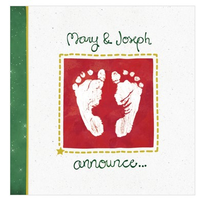 Birth Announcement (pack of 25) (Cards)