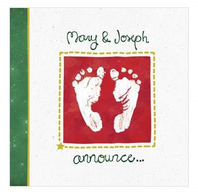 Birth Announcement Christmas Tract (Tracts)