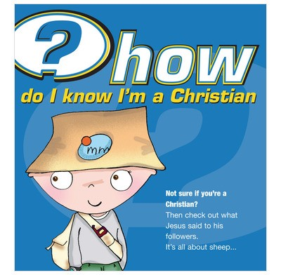 How Do I Know I'm a Christian? (Pamphlet)