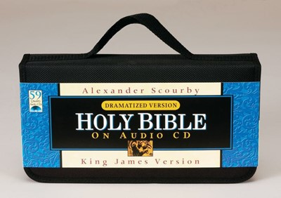 Scourby KJV Bible On CD, Dramatized Version (CD-Audio)