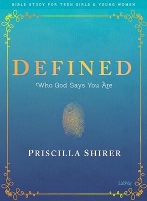 Defined - Teen Girls' Bible Study Book (Paperback)