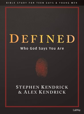 Defined - Teen Guys' Bible Study Book (Paperback)