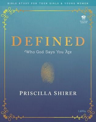 Defined - Teen Girls' Bible Study Leader Kit (Kit)