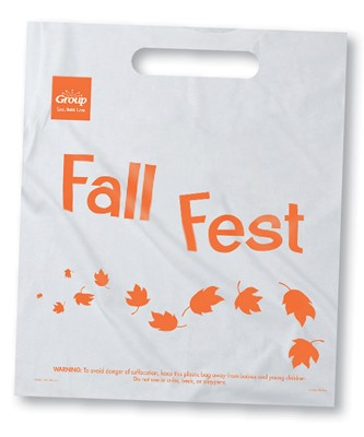 Fall Fest Bag (pack of 25) (General Merchandise)
