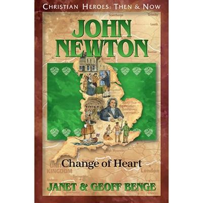 Christian Heroes: John Newton (Paperback)