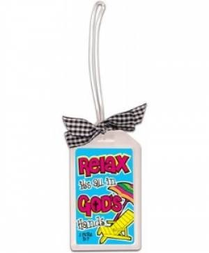Luggage Tags: Relax (General Merchandise)