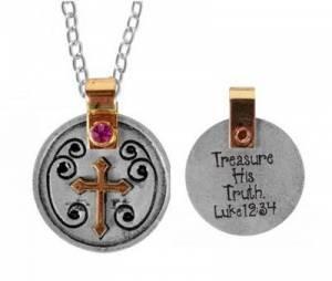 Necklace: Treasured Truth (General Merchandise)