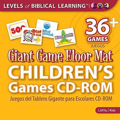 Giant Game Floor Mat Games CD-Rom (CD-Rom)