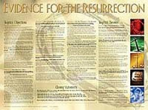 Evidence for the Resurection (Laminated)  20x26 (Poster)
