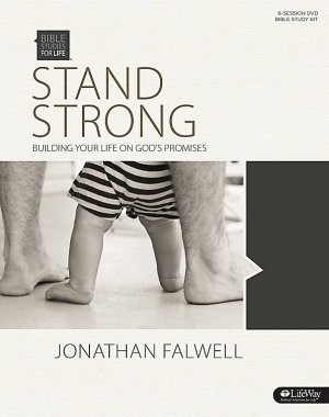 Bible Studies for Life: Stand Strong (Hard Cover)