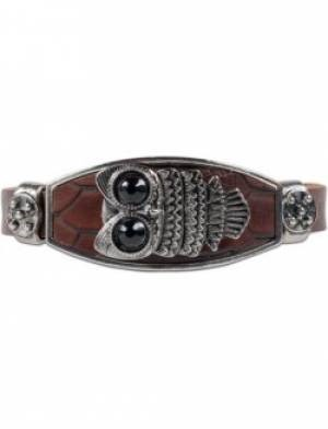 Women's Bracelet God is Good Owl (General Merchandise)