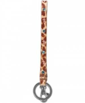 Leopard Crosses Wrist Strap (General Merchandise)