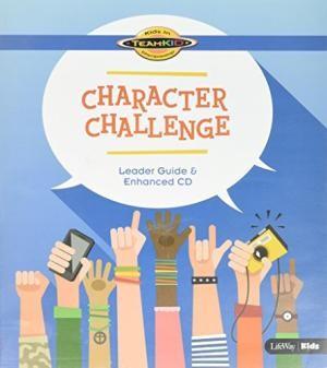 TeamKID: Character Challenge (Loose-leaf)