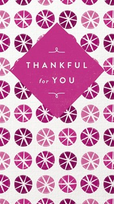 Thankful For You (Hard Cover)