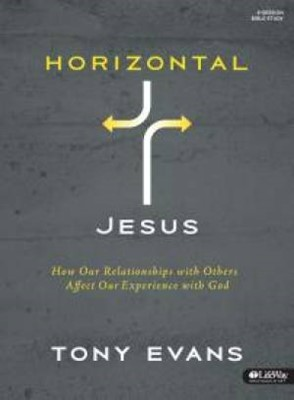 Horizontal Jesus - Bible Study Kit (Hard Cover w/ DVD)