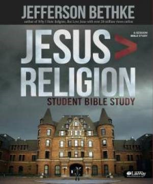 Jesus > Religion - Student Leader Kit (Hard Cover w/ DVD)