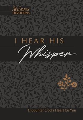 I Hear His Whisper (Imitation Leather)