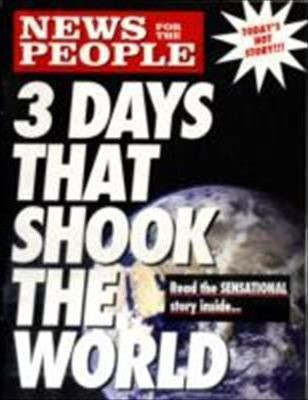 3 Days that Shook the World Pack of 10 (Tracts)