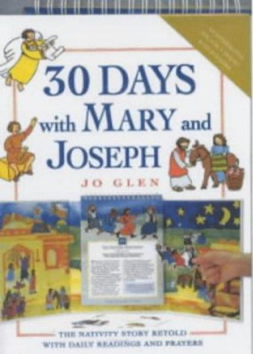 30 Days with Mary and Joseph (Spiral Bound)