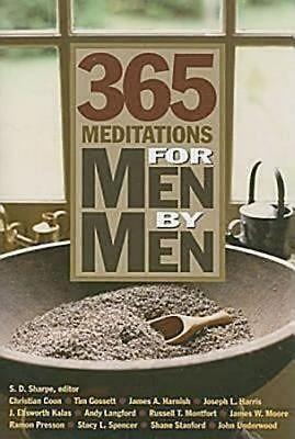365 Meditations for Men by Men (Paperback)
