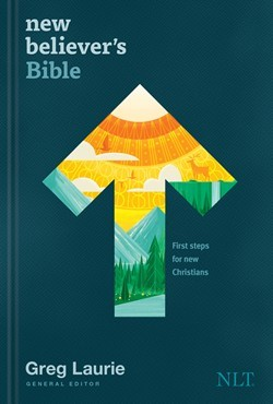 New Believer's Bible NLT (Hardcover) (Hard Cover)