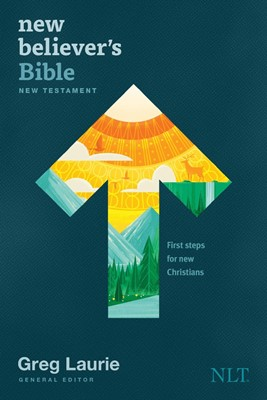 New Believer's Bible New Testament NLT (Softcover) (Paperback)